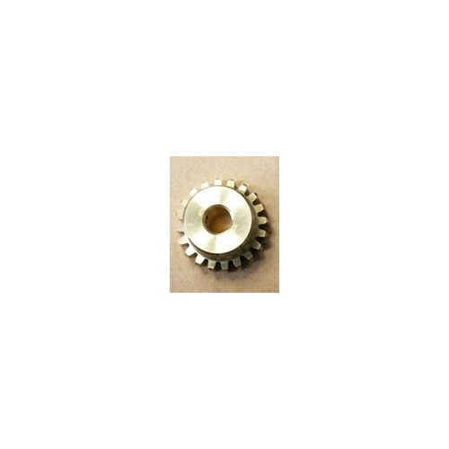 Brass Gear for Kato outrigger length reeler
